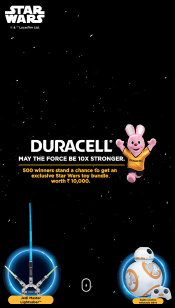 Duracell Contest